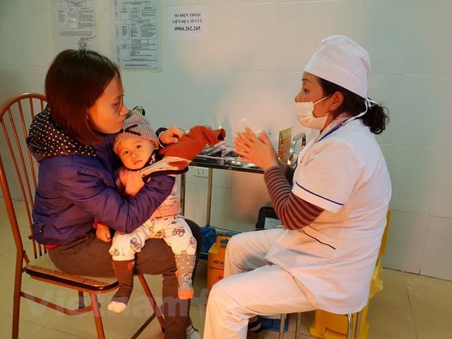 Hà Nội: Bệnh sởi gia tăng nhanh chóng từ đầu năm 2019 - ảnh 1