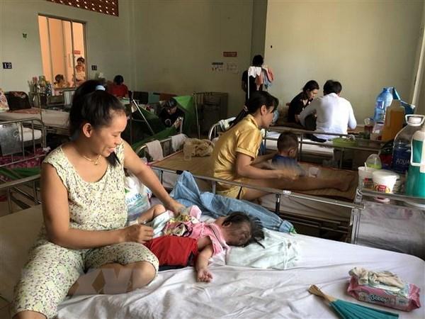 Bệnh sởi tấn công người lớn và trẻ nhỏ ở khu vực phía Nam - ảnh 1