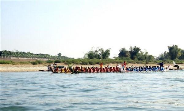 Hải Phòng: Lật thuyền tại lễ hội thuyền Rồng, một người tử vong - ảnh 1