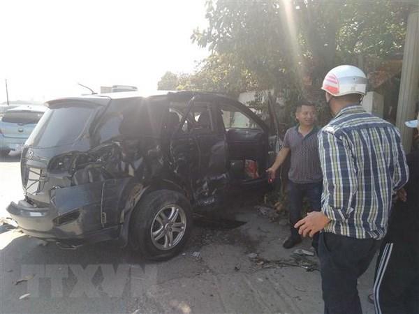 Xác định nguyên nhân vụ tai nạn làm 8 người thương vong tại Thanh Hóa - ảnh 1