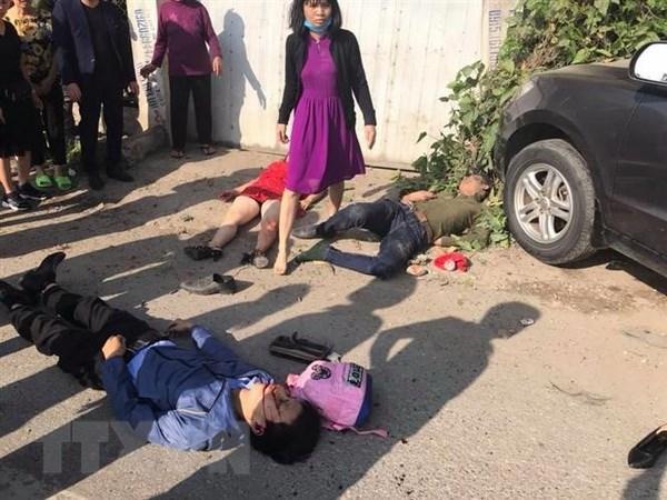 Xác định nguyên nhân vụ tai nạn làm 8 người thương vong tại Thanh Hóa - ảnh 2