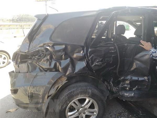 Hỗ trợ gia đình ba nạn nhân tử vong trong vụ tai nạn tại Thanh Hóa - ảnh 1