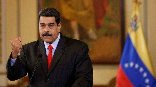 Tổng thống Venezuela Nicolas Maduro. Nguồn: Reuters