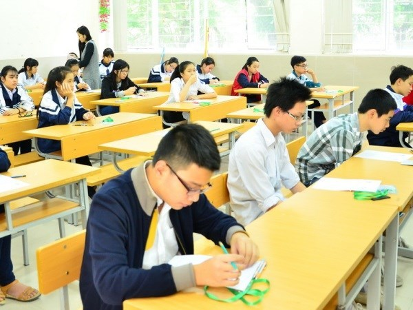 Tuyển sinh lớp 6 Hà Nội-Amsterdam: Học sinh sẽ phải làm ba bài thi - ảnh 1