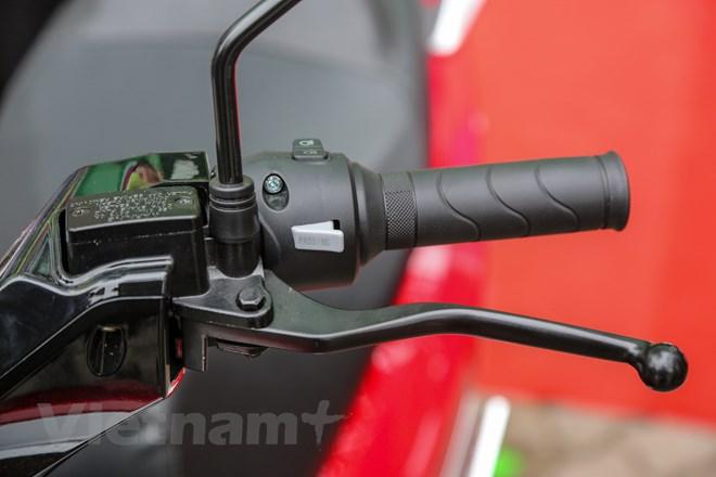 Cận cảnh mẫu xe điện đối thủ mới ra mắt của VinFast Klara - ảnh 11