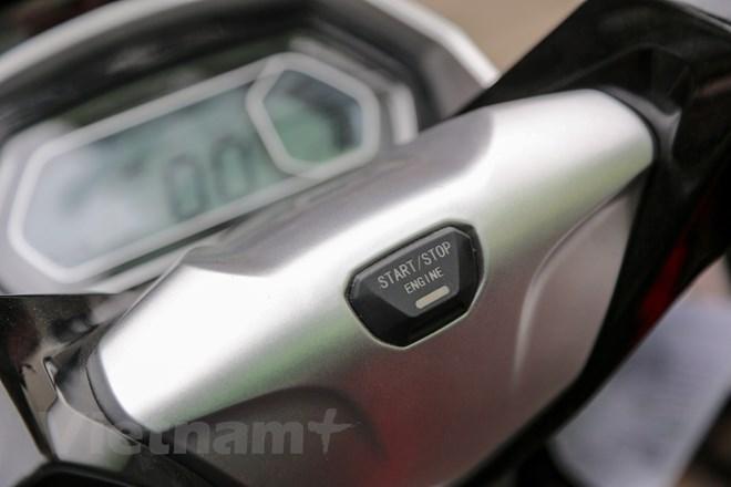 Cận cảnh mẫu xe điện đối thủ mới ra mắt của VinFast Klara - ảnh 8