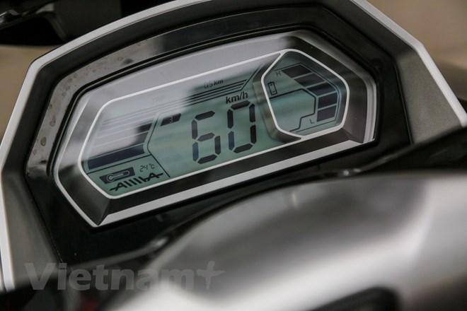 Cận cảnh mẫu xe điện đối thủ mới ra mắt của VinFast Klara - ảnh 9