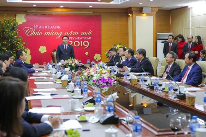 Phó Thủ tướng Vương Đình Huệ: Agribank cố gắng IPO vào cuối năm 2019 - ảnh 1