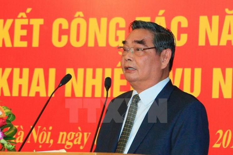 Ban Bi thu Trung uong Dang Cong san Viet Nam khoa XI hinh anh 3