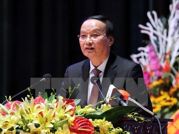 Ban Bi thu Trung uong Dang Cong san Viet Nam khoa XI hinh anh 4