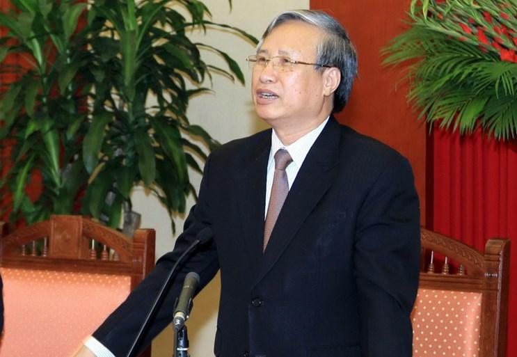 Ban Bi thu Trung uong Dang Cong san Viet Nam khoa XI hinh anh 10