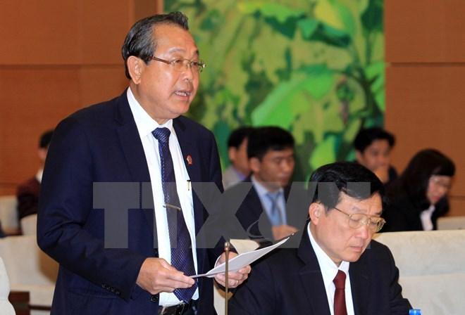 Ban Bi thu Trung uong Dang Cong san Viet Nam khoa XI hinh anh 8
