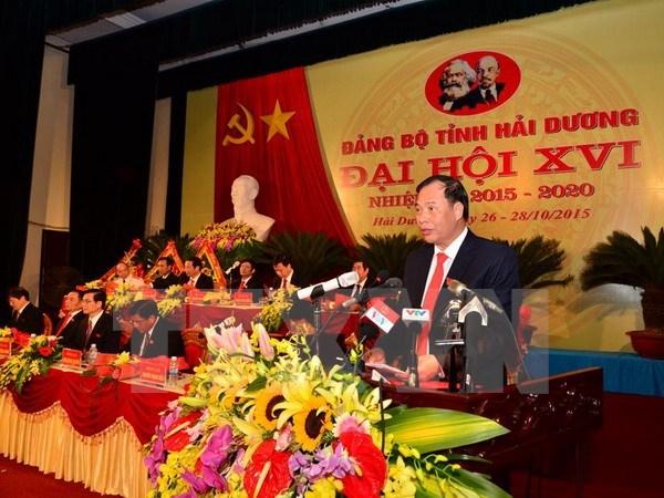 Danh sach 61 Bi thu Tinh uy, Thanh uy nhiem ky 2015-2020 hinh anh 23