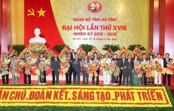 Danh sach 61 Bi thu Tinh uy, Thanh uy nhiem ky 2015-2020 hinh anh 22