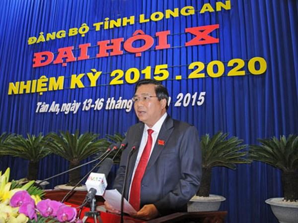 Danh sach 61 Bi thu Tinh uy, Thanh uy nhiem ky 2015-2020 hinh anh 34
