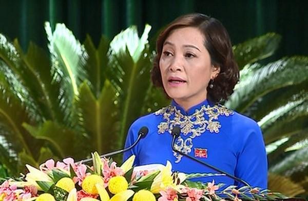 Danh sach 61 Bi thu Tinh uy, Thanh uy nhiem ky 2015-2020 hinh anh 36