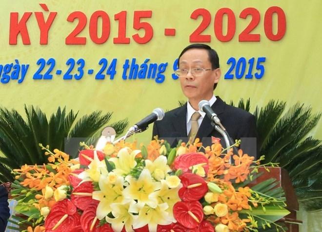 Danh sach 61 Bi thu Tinh uy, Thanh uy nhiem ky 2015-2020 hinh anh 37