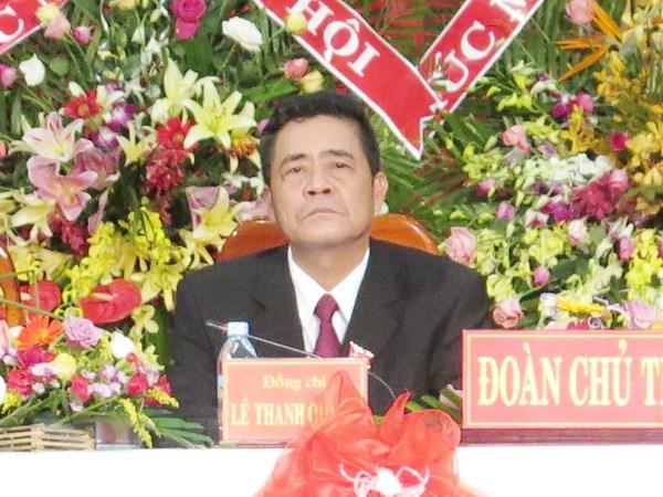 Danh sach 61 Bi thu Tinh uy, Thanh uy nhiem ky 2015-2020 hinh anh 27