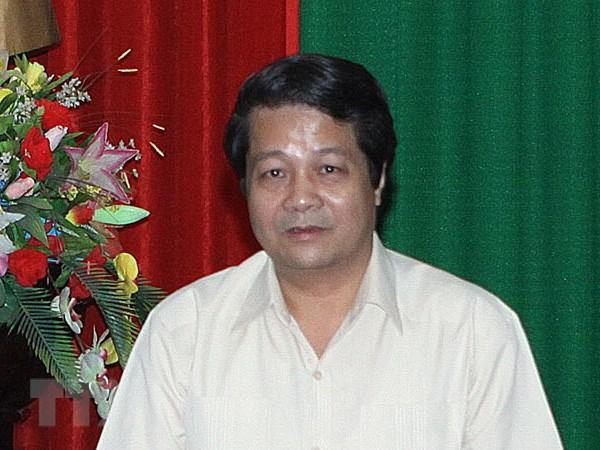 Danh sach 61 Bi thu Tinh uy, Thanh uy nhiem ky 2015-2020 hinh anh 39