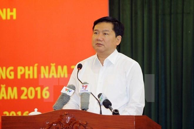 Su kien trong nuoc 4-10/12: Bat tam giam ong Dinh La Thang hinh anh 1