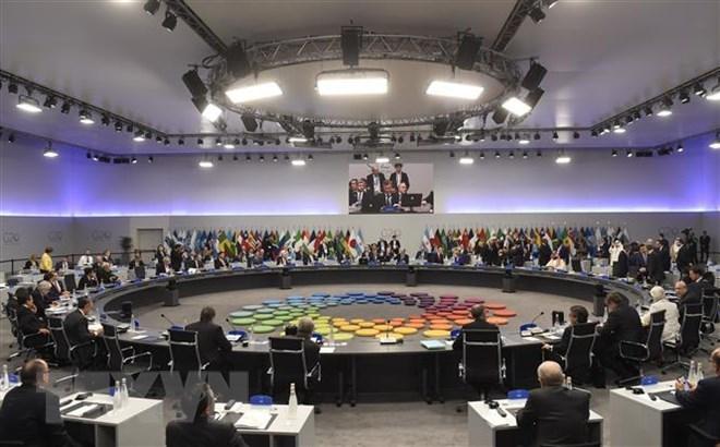 Su kien quoc te 26/11-2/12: Cai ket vuot mong doi cua G20 hinh anh 1