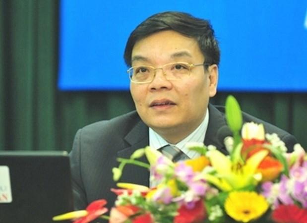 Uy vien Ban Chap hanh Trung uong Dang (chinh thuc) khoa XII - Phan 1 hinh anh 2