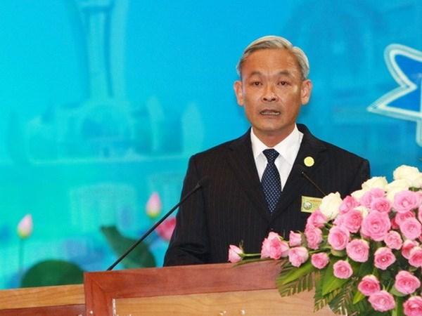 Uy vien Ban Chap hanh Trung uong Dang (chinh thuc) khoa XII - Phan 1 hinh anh 27