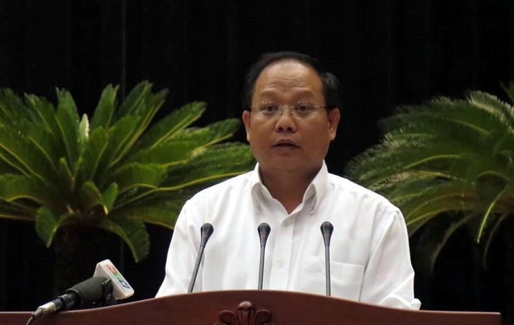 Uy vien Ban Chap hanh Trung uong Dang (chinh thuc) khoa XII - Phan 1 hinh anh 13