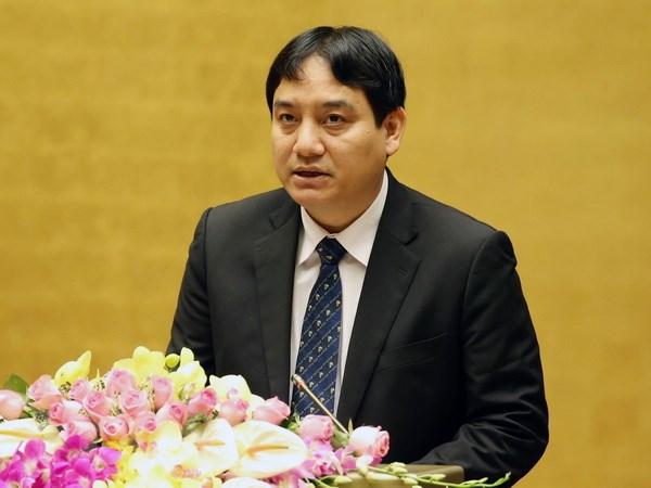 Uy vien Ban Chap hanh Trung uong Dang (chinh thuc) khoa XII - Phan 3 hinh anh 55
