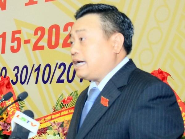 Uy vien Ban Chap hanh Trung uong Dang (chinh thuc) khoa XII - Phan 3 hinh anh 21