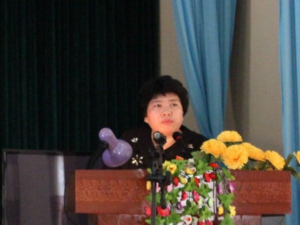 Uy vien Ban Chap hanh Trung uong Dang (chinh thuc) khoa XII - Phan 1 hinh anh 3