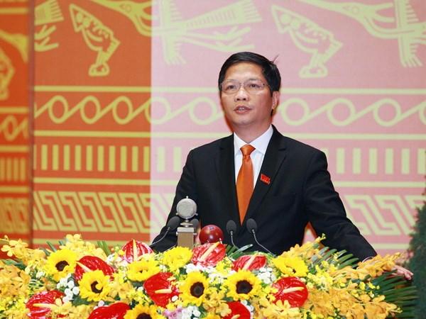 Uy vien Ban Chap hanh Trung uong Dang (chinh thuc) khoa XII - Phan 1 hinh anh 4