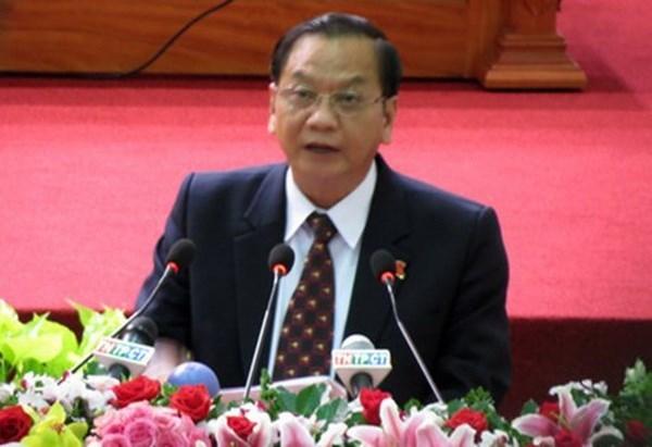 Danh sach 61 Bi thu Tinh uy, Thanh uy nhiem ky 2015-2020 hinh anh 59
