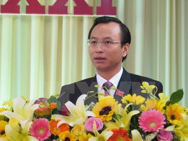 Danh sach 61 Bi thu Tinh uy, Thanh uy nhiem ky 2015-2020 hinh anh 60