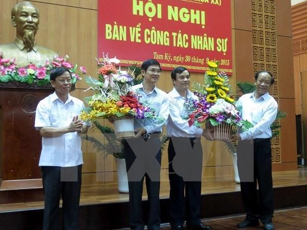 Danh sach 61 Bi thu Tinh uy, Thanh uy nhiem ky 2015-2020 hinh anh 42