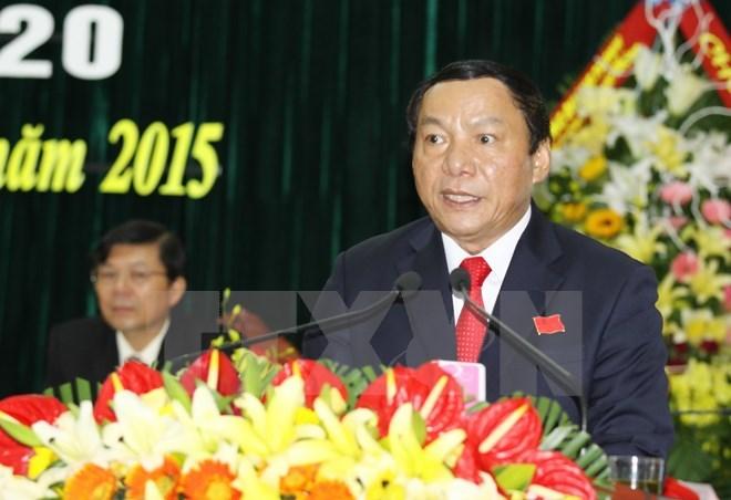 Danh sach 61 Bi thu Tinh uy, Thanh uy nhiem ky 2015-2020 hinh anh 45