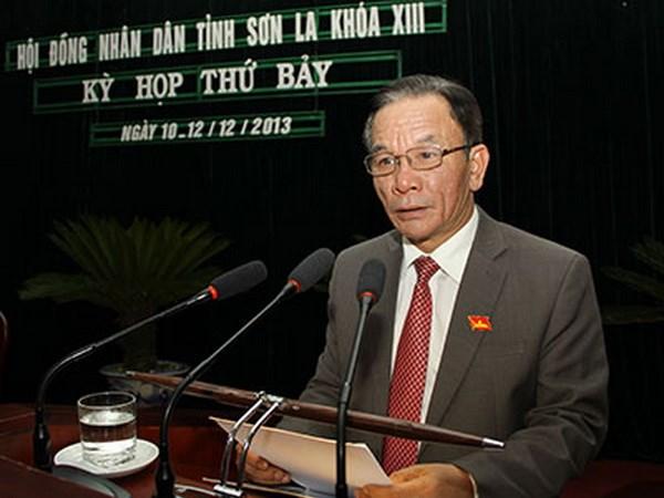 Danh sach 61 Bi thu Tinh uy, Thanh uy nhiem ky 2015-2020 hinh anh 47