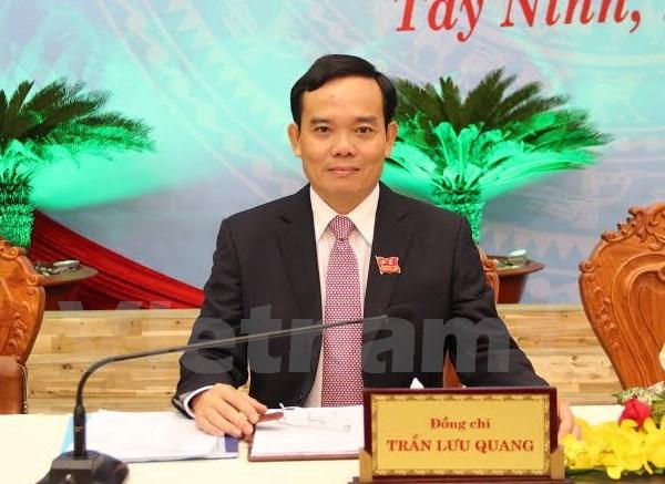 Danh sach 61 Bi thu Tinh uy, Thanh uy nhiem ky 2015-2020 hinh anh 48