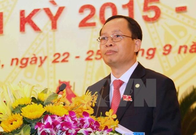 Danh sach 61 Bi thu Tinh uy, Thanh uy nhiem ky 2015-2020 hinh anh 51