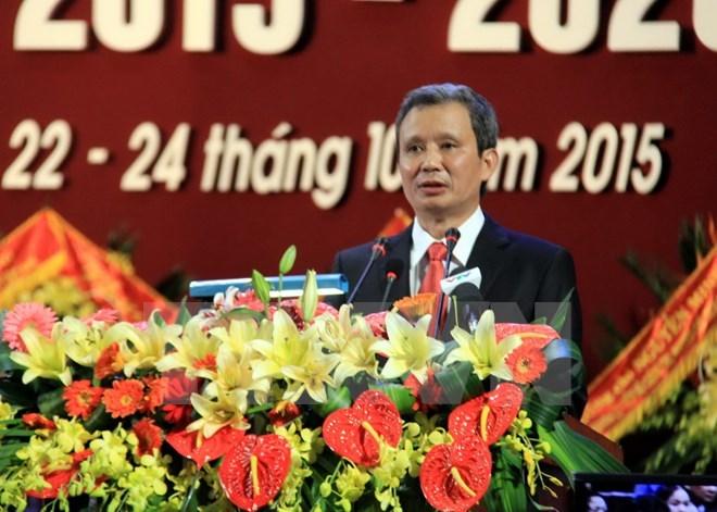 Danh sach 61 Bi thu Tinh uy, Thanh uy nhiem ky 2015-2020 hinh anh 52