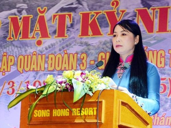 Danh sach 61 Bi thu Tinh uy, Thanh uy nhiem ky 2015-2020 hinh anh 57