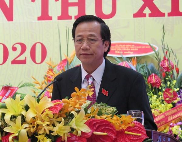 Uy vien Ban Chap hanh Trung uong Dang (chinh thuc) khoa XII - Phan 1 hinh anh 36