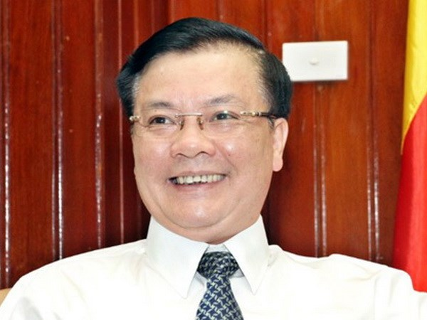 Uy vien Ban Chap hanh Trung uong Dang (chinh thuc) khoa XII - Phan 1 hinh anh 39