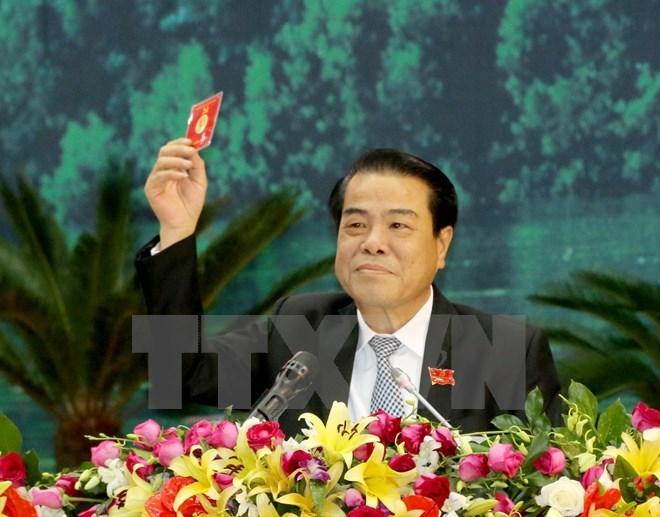 Uy vien Ban Chap hanh Trung uong Dang (chinh thuc) khoa XII - Phan 1 hinh anh 9