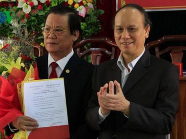 Uy vien Ban Chap hanh Trung uong Dang (chinh thuc) khoa XII - Phan 1 hinh anh 6