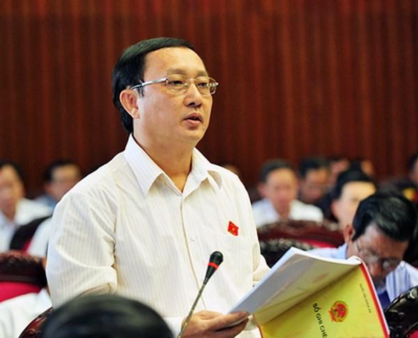 Uy vien Ban Chap hanh Trung uong Dang (chinh thuc) khoa XII - Phan 1 hinh anh 47