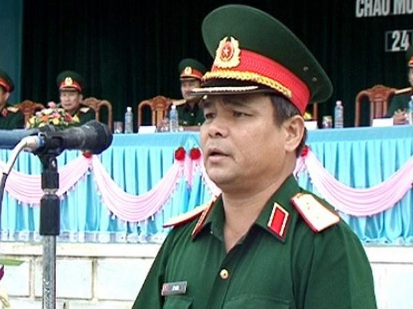 Uy vien Ban Chap hanh Trung uong Dang (chinh thuc) khoa XII - Phan 1 hinh anh 15