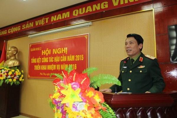 Uy vien Ban Chap hanh Trung uong Dang (chinh thuc) khoa XII - Phan 1 hinh anh 44