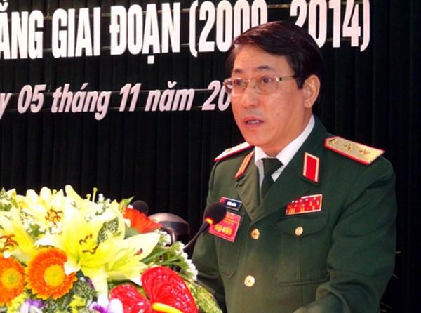 Uy vien Ban Chap hanh Trung uong Dang (chinh thuc) khoa XII - Phan 1 hinh anh 26