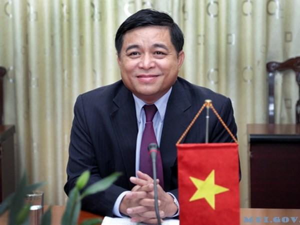 Uy vien Ban Chap hanh Trung uong Dang (chinh thuc) khoa XII - Phan 1 hinh anh 37